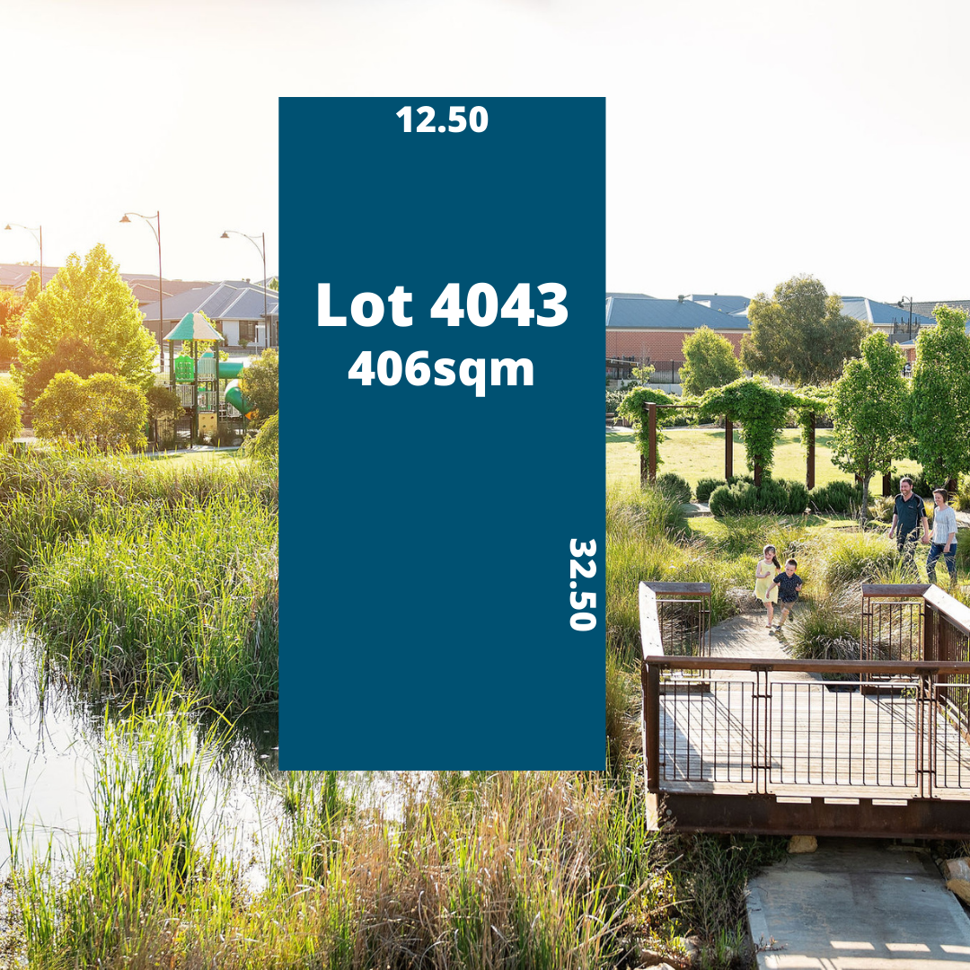 Lot 4043 New Road, Gawler East
